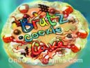 Bratz Cookie Cake