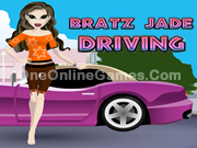 Bratz Jade Driving