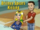 Britney Spears Kissing