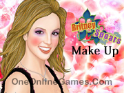 Britney Spears Make Up game