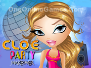 Cloe Party Makeover