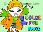 Color Fun Bratz