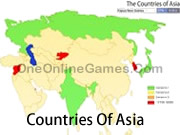 Countries Of Asia