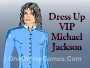 Dress Up VIP Michael Jackson