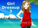 Girl Dressup 3