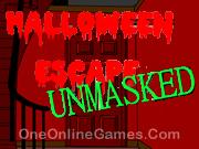 Halloween Escape Unmasked