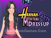 Hannah Montana Party Dress Up