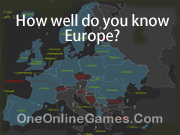 How well do you know Europe