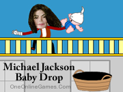 Michael Jackson Baby Drop