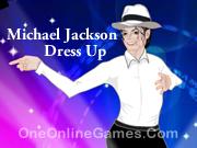 Michael Jackson Dress Up Game