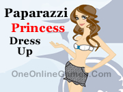 Paparazzi Princess Dress Up