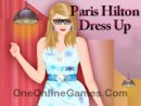 Paris Hilton Dress Up
