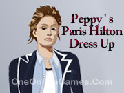 Peppy ' s Paris Hilton Dress Up
