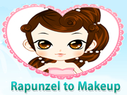 Rapunzel to Makeup