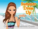 Summer Dress Up Games