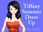 Tiffany Summer Dress Up