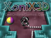 Xonix 3D Level Pack