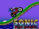 Sonic Ninja Motorbike
