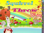Squirrel Throw