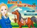 Beautiful Jockey