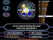 Simpson's Millionaire