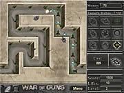 War of Guns