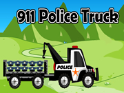 911 Police Truck