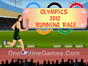 Olympic 2012 - Running Race Games