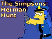The Simpsons Herman Hunt