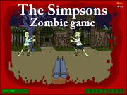 The Simpsons Zombie game