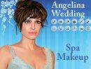 Angelina Wedding Spa Makeup