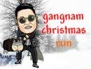 Gangnam Christmas Run
