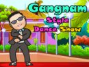 Gangnam Style Dance Show