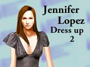 Jennifer Lopez Dress up 2