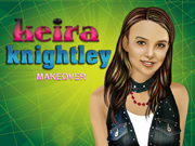 Keira Knightley Makeover