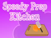 Speedy Prep Kitchen