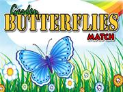 Garden Butterfly Match