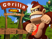 Gorilla Kong Jungle Ride