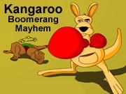 Kangaroo Boomerang Mayhem