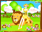 Leo king of Lion