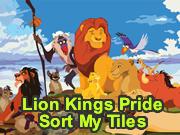 Lion Kings Pride - Sort My Tiles