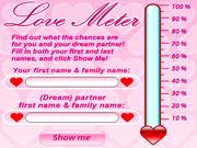 Love Test Love Meter