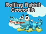 Rolling Rabbit Crocodile