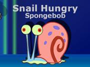 Snail Hungry Spongebob