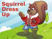 Squirrel Dress Up