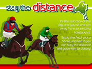 Stay The Distance Horse Racing