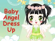 Baby Angel Dress Up