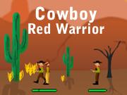 Cowboy Red Warrior