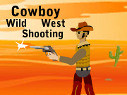 Cowboy Wild West Shooting