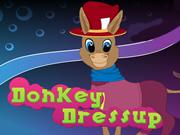 Donkey DressUp